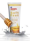 Gehwol Fusskraft Soft Feet Creme (with Milk, Honey and Hyaluron) 130ml - For Feet & Legs