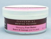 All About Feet Massaging Foot Butter - Peppermint Body Butters