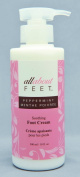 Upper Canada Soap & Candle All About Feet Peppermint Soothing Foot Cream