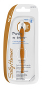 Sally Hansen Beauty Tools, Push-N-Trim-Cuticle Trimmer with Rubber Pusher