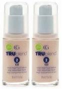 Covergirl Trublend Liquid Make Up (2) #430 Classic Beige