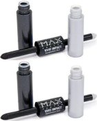Max Factor Vivid Impact Eyeshadow Duo #170 DOMINO EFFECT (Qty, of 2 Tubes)DISCONTINUED