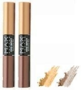 Max Factor Vivid Impact Eyeshadow Duo 160 TWO CENTS