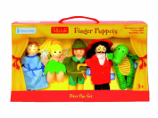 Tellatale Peter Pan Finger Puppet Set
