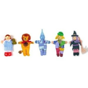 Wizard of Oz finger puppet set