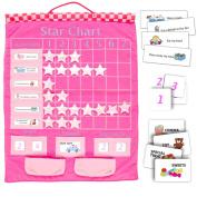 Pink Reward Chart