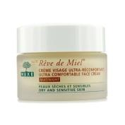 Nuxe Rêve de Miel Night Ultra-Comfortable Face Cream 50ml