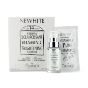 Newhite Vitamin C Brightening Serum (Brightening Serum 23.5ml/0.8oz + Pure Vitamin C 1.5g/0.05oz), 2pcs