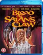 The Blood on Satan's Claw [Regions 1,2,3] [Blu-ray]