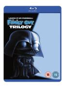 Family Guy Star Wars Trilogy - Laugh It Up Fuzzball [Region B] [Blu-ray]