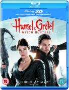 Hansel and Gretel [Regions 1,2,3] [Blu-ray]