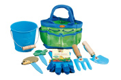 Children's Gardening Kit - Blue
