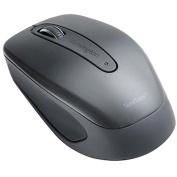 SureTrack Bluetooth Mouse, 3 Button, Black