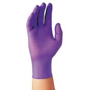 PURPLE NITRILE Exam Gloves, Small, Purple, 500/CT