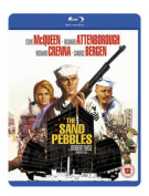 The Sand Pebbles [Region B] [Blu-ray]