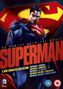 Superman: Animated Collection [Region 2]