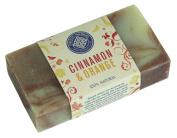 Cinnamon & Orange Natural Soap 110g