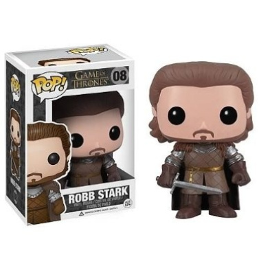 Funko POP Game of Thrones: Robb Stark Vinyl Figure