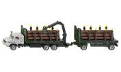 Mercedes Zetros Log Transporter with 12 Logs
