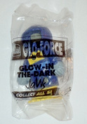 Burger King - GLO-FORCE (Glow-in-the-Dark) JAWS, 1995