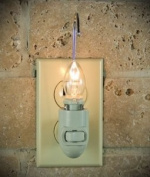 Switchables Rotating Night-Light Fixture