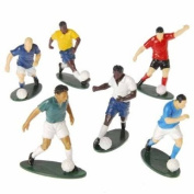 US Toy Company 2460 Soccer Player Figures
