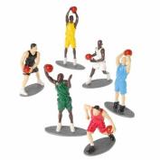 US Toy Company 2461 Basketball Figures