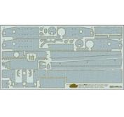 TAMIYA Military Kit 1/35 12647 Zimmerit Coating Sheet - Tiger I Mid Late Prod
