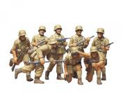Tamiya 35037 Afrika Korps x8 1:35 Plastic Kit