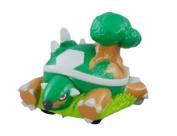 Pokemon Choro Q Car Torterra Figure Takaratomy