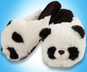My Pillow Pets Panda Slippers _ Small