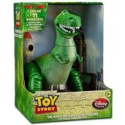 Disney Pixar Toy Story Deluxe Talking Rex 30cm Figure