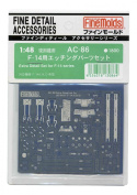 F-14 ETCHING PARTS SET 1/48