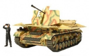 Tamiya - German Flakpanzer IV Mobelwagen (w/FLAK43) - 1:48 Scale