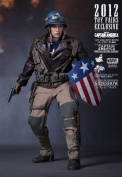 Sideshow Hot Toy - Captain America The First Avenger - Rescue Uniform - 901386