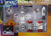 NASA Space Adventure Child Plastic Toy Model Kit - Lunar Rover