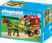 Playmobil 5228 Children's Pony Waggon