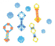 Perler Beads Perler Shapes Fused Bead Kit, Bubble Wands