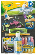 . 3-D Activity Kit Underwater Adventure