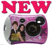 Disney Pix Micro Digital Camera,high School Musical