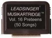 Leadsinger LS-3C16 Pre-Teen Cartridge for LS-3000 Series Karaoke System