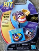 Hit Clips Deluxe Personal Player Micro Music System Monkey