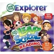 LeapFrog Enterprises 39089 Explorer LeapSchool Reading