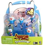 Adventure Time with Finn and Jake - Finn 8 Finn Battle Pack