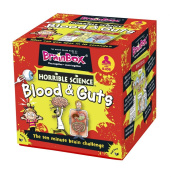 Green Board Games Brainbox Horrible Science Blood and Guts