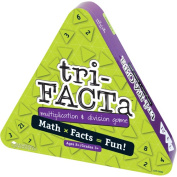 Learning Resources Tri-FACTa Multiplication and Division Game