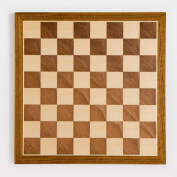 Inlaid Wood Board. Squares
