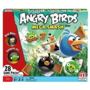 Angry Birds Exclusive Board Game Mega Smash (Age