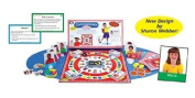 Communicate Junior Social Skills Pizza Party Board Game - Super Duper Educational Learning Toy for Kids