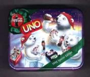 Coca-Cola UNO 1998 Collectable [Special Edition]